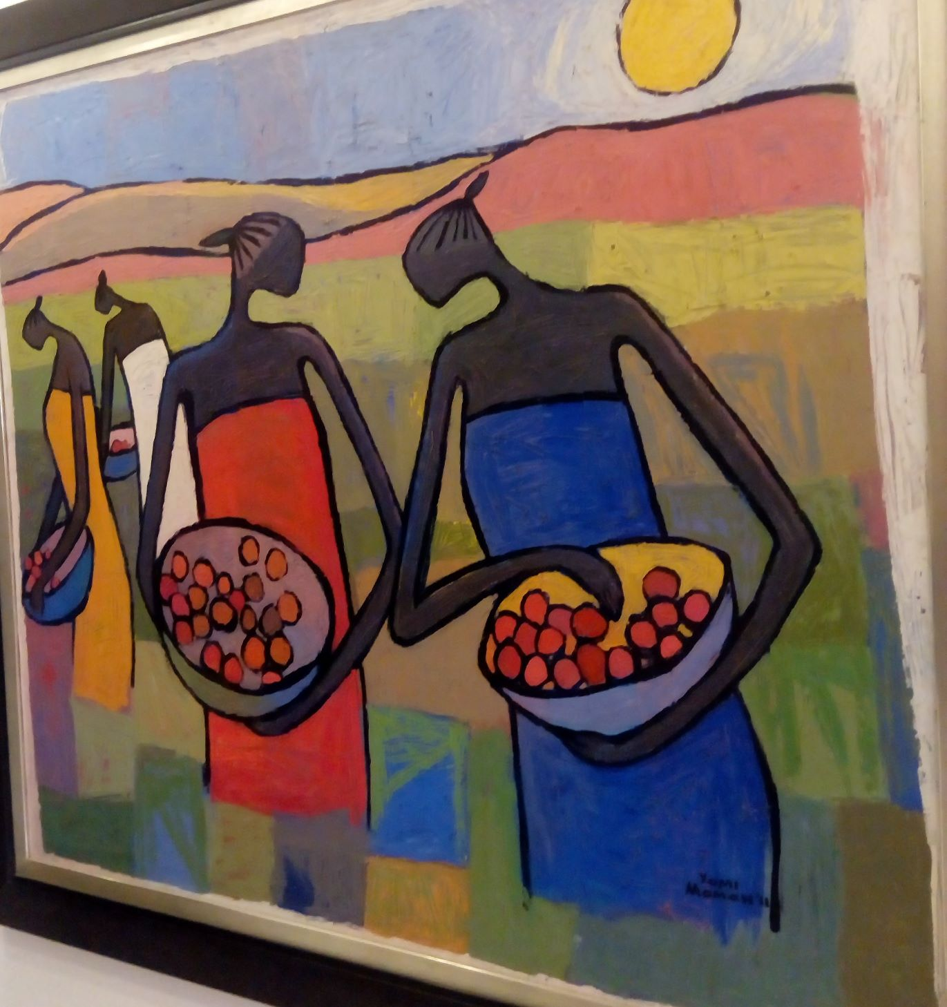 YOMI MOMOH – Thought Pyramid Art Centre